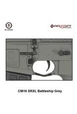 G&G CM16 SRXL Battleship Grey