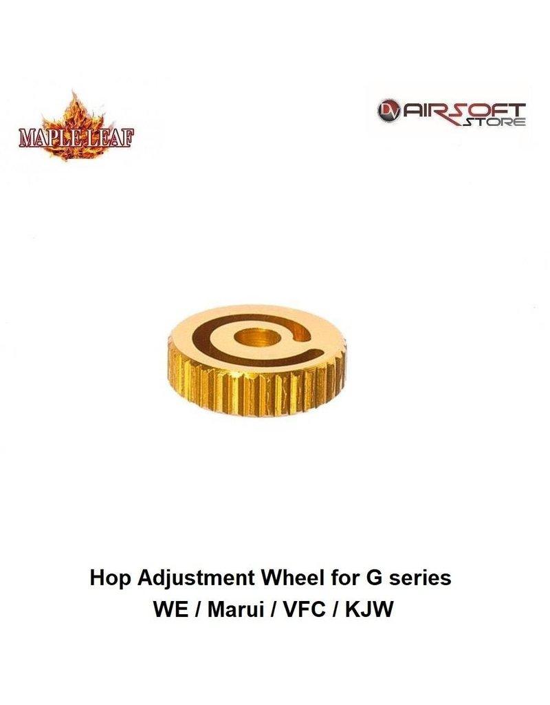 Maple Leaf Hop Adjustment Wheel for G series WE / Marui / VFC / KJW