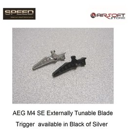 Speed Airsoft AEG M4 SE Externally Tunable Blade Trigger