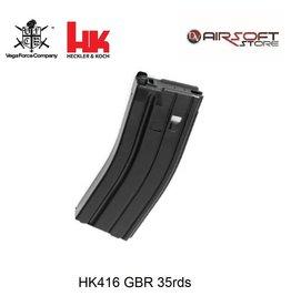 Heckler & Koch HK416 GBR 35rds