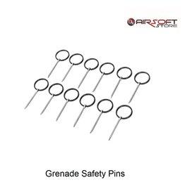 Grenade Safety Pins
