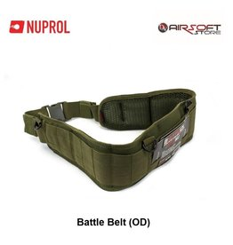 NUPROL Battle Belt (OD)
