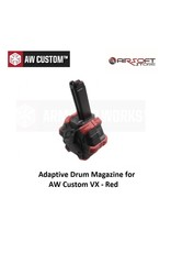 Armorer Works Drum Magazine for Glock series TM - WE - AW VX - Red