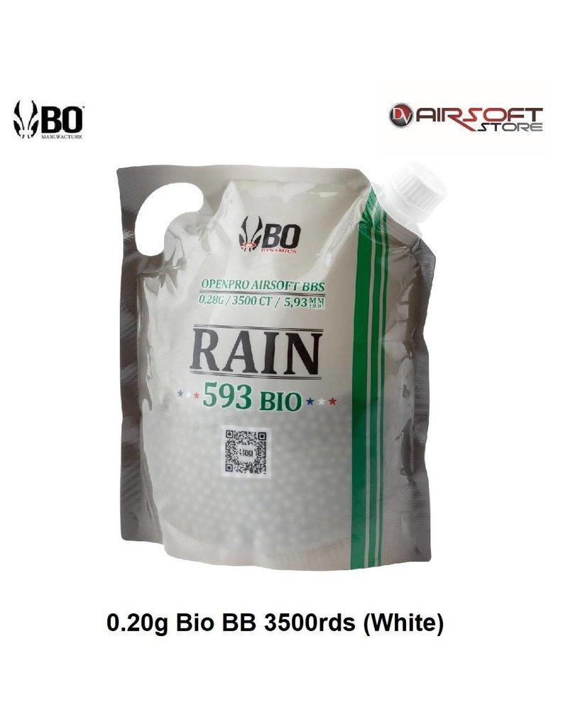 BO 0.20g Bio BB 3500rds (White)