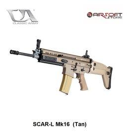 Classic Army Scar-L MK16 (Tan)