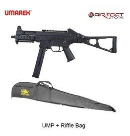 Heckler & Koch UMP + Riffle Bag