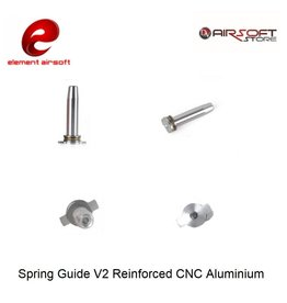 Element Spring Guide V2 Reinforced CNC Aluminium