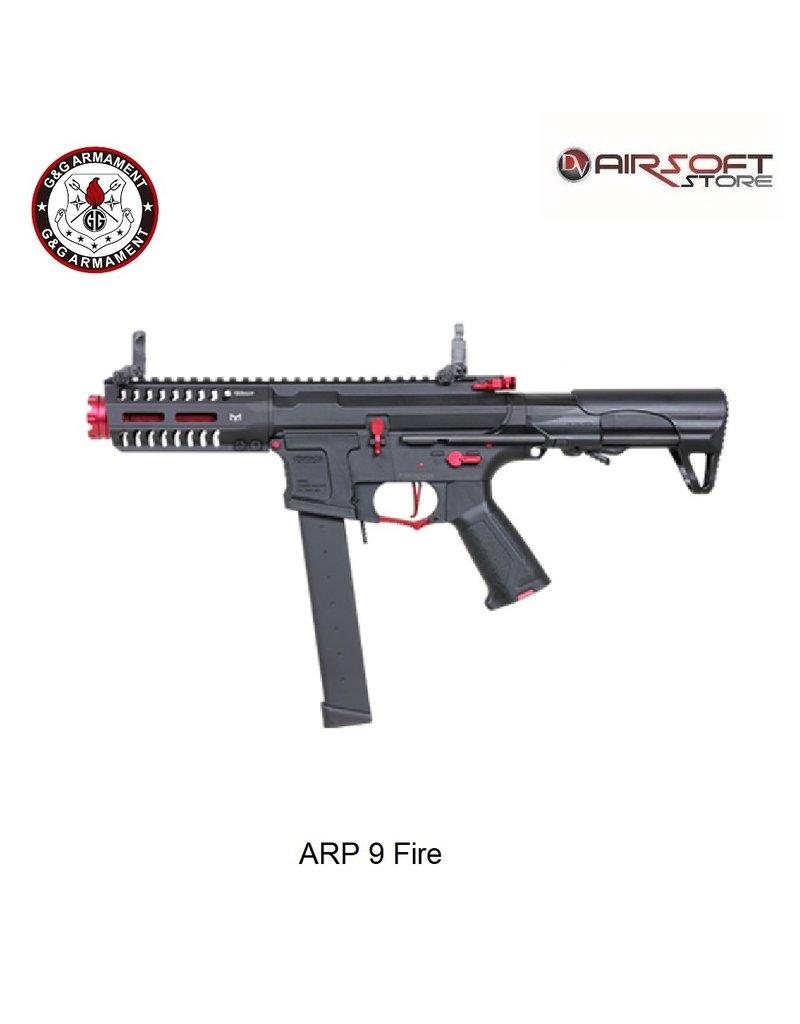 G&G ARP 9 Fire