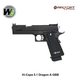 WE Hi-Capa 5.1 Dragon A GBB