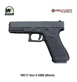 WE WE17 Gen 5 GBB (Black)
