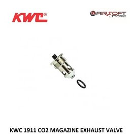 KWC KWC 1911 CO2 MAGAZINE EXHAUST VALV3E