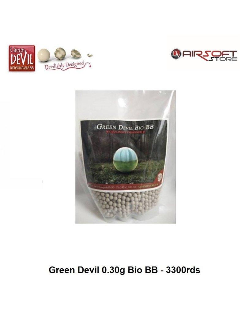 Green Devil 0.30g Bio BB - 3300rds