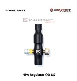 Mancraft HPA Regulator QD US