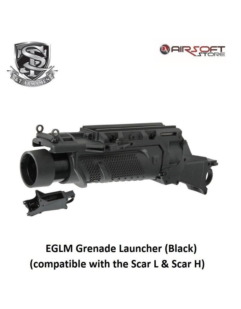 S&T EGLM Grenade Launcher (Black)