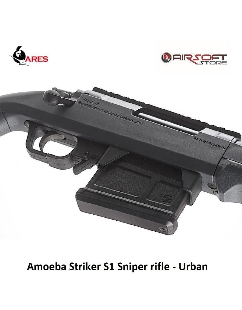 Ares Amoeba Striker S1 Sniper rifle - Urban Grey