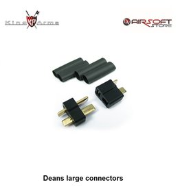 King Arms Deans large connectors