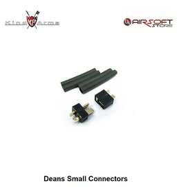 King Arms Deans Small Connectors