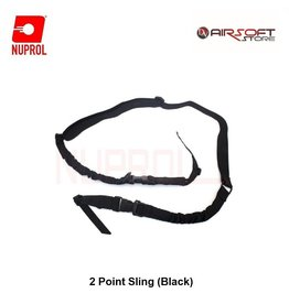 NUPROL 2 Point Sling (Black)