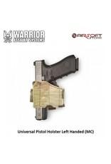 Warrior Universal Pistol Holster Left Handed (MC)