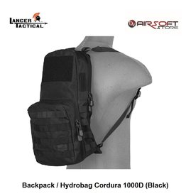 Lancer Tactical Backpack / Hydrobag Cordura 1000D (Black)