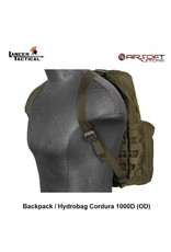 Lancer Tactical Backpack / Hydrobag Cordura 1000D (OD)