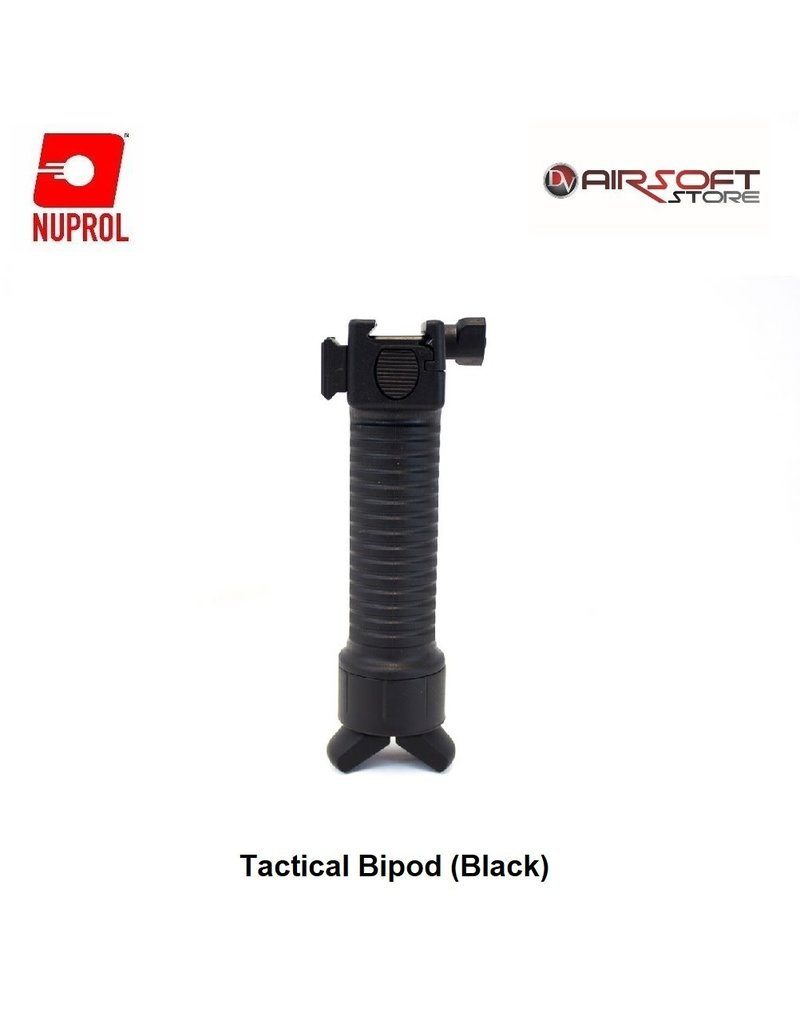 NUPROL Tactical Bipod (Black)