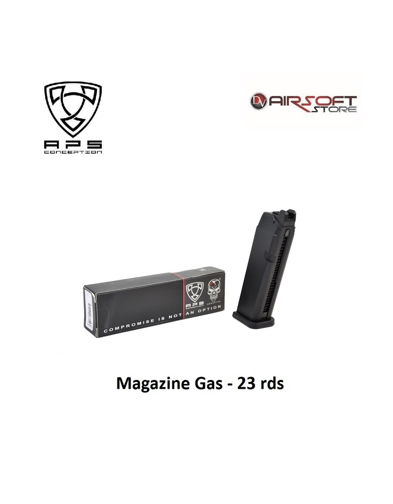 APS Magazine Gas - 23 rds