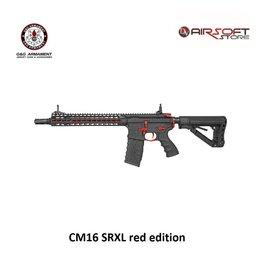 G&G CM16 SRXL red edition