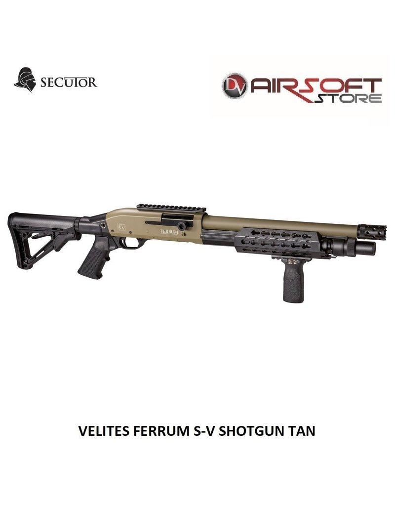 Secutor VELITES FERRUM S-V SHOTGUN TAN