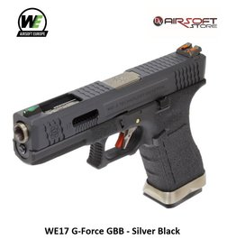 WE WE17 G-Force GBB - Silver Black
