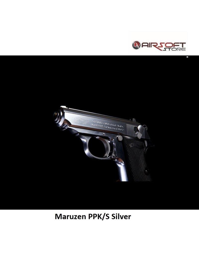Maruzen PPK/S Silver
