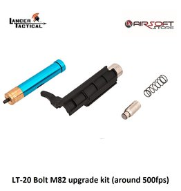 Lancer Tactical LT-20 Bolt M82 upgrade kit CO2 (around 500fps)