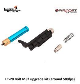 Lancer Tactical LT-20 Bolt M82 upgrade kit CO2 (around 500fps)
