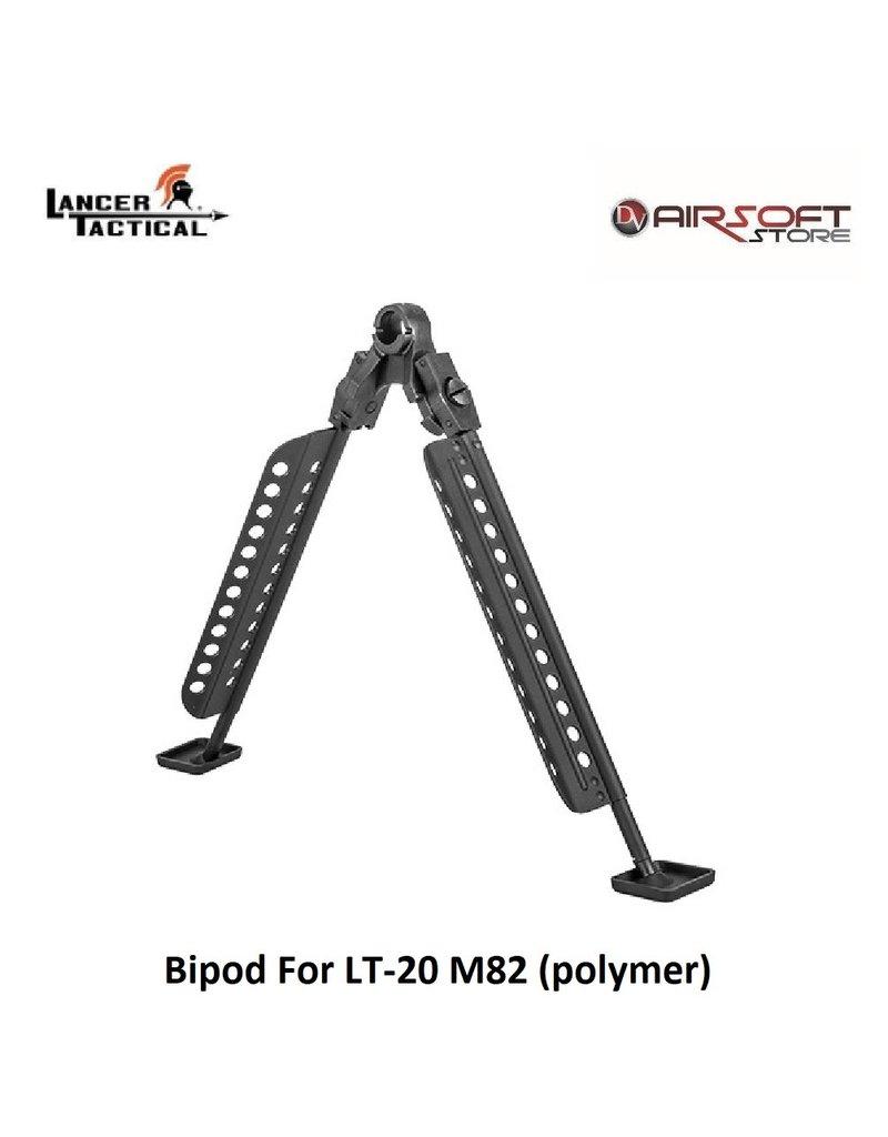Lancer Tactical Bipod For LT-20 M82 (polymer)