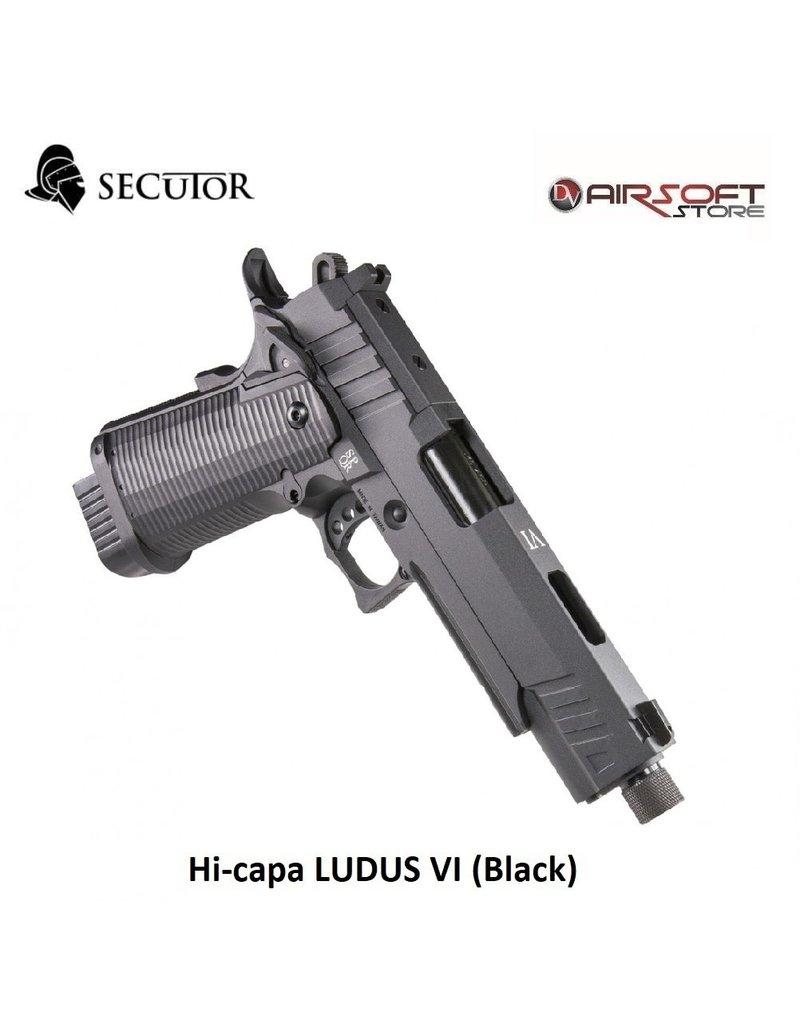 Secutor Hi-capa LUDUS VI (Black)