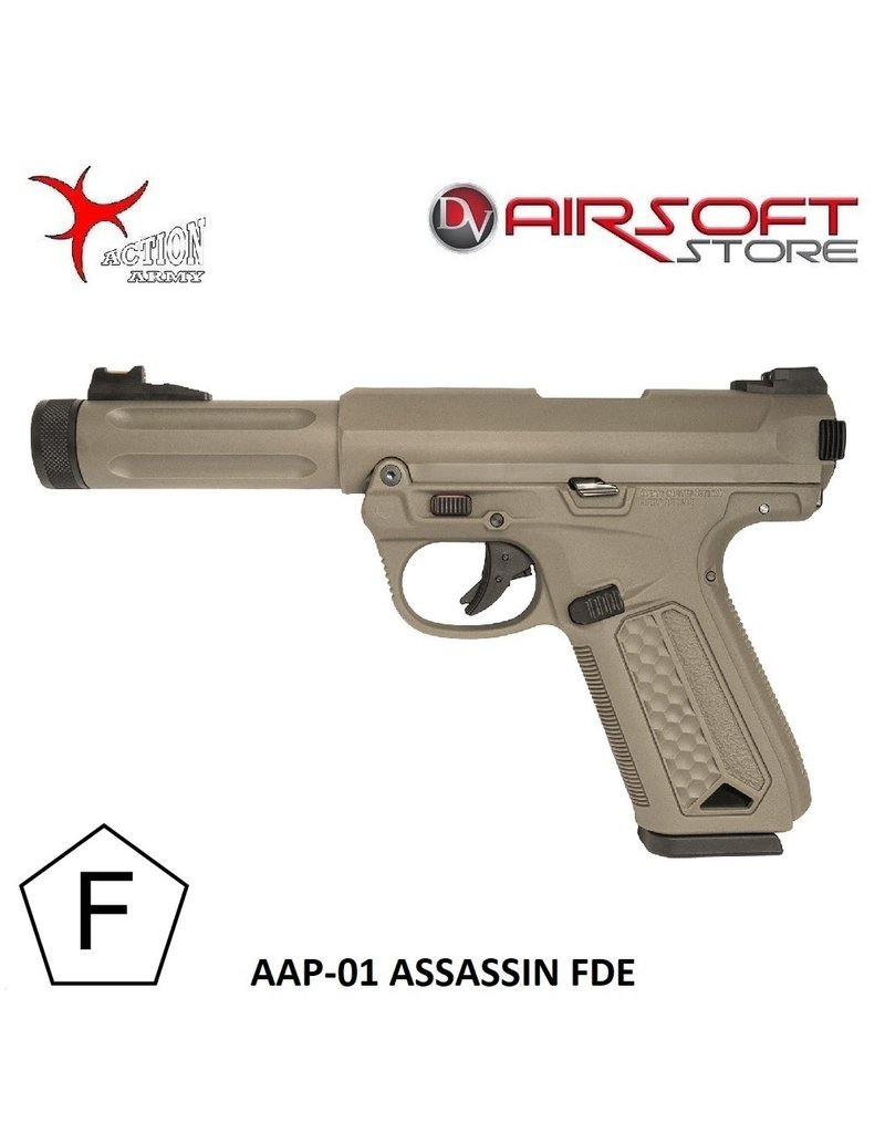 Action Army AAP-01 ASSASSIN FDE (Semi)