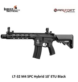 Lancer Tactical LT-32 M4 SPC Hybrid 10' ETU Black