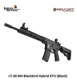 Lancer Tactical LT-30 M4 Blackbird Hybrid ETU (Black)