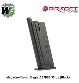 WE Magazine Desert Eagle .50 GBB 30rds (Black)