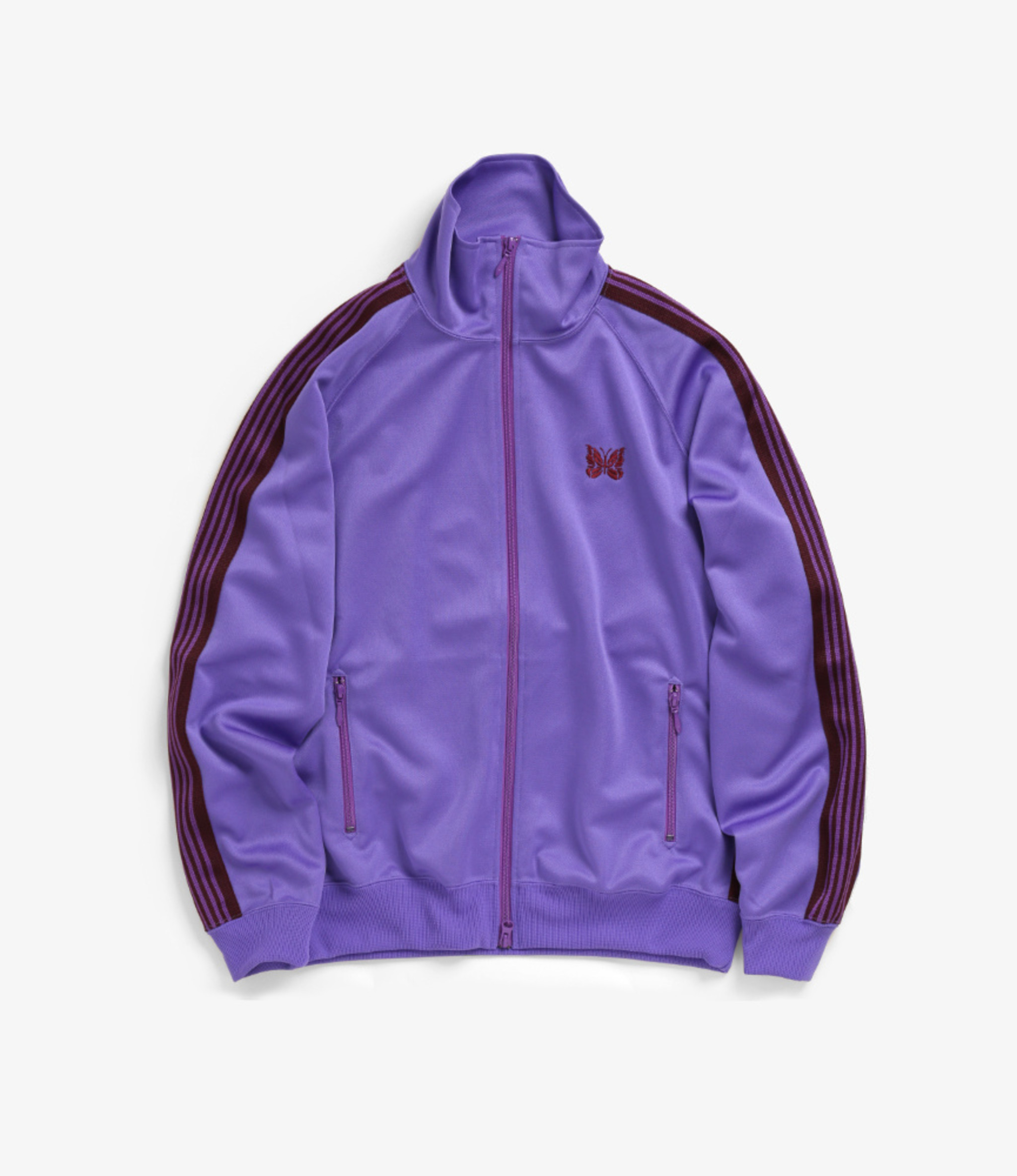 Needles Nepenthes Special Track Jacket - Poly Smooth