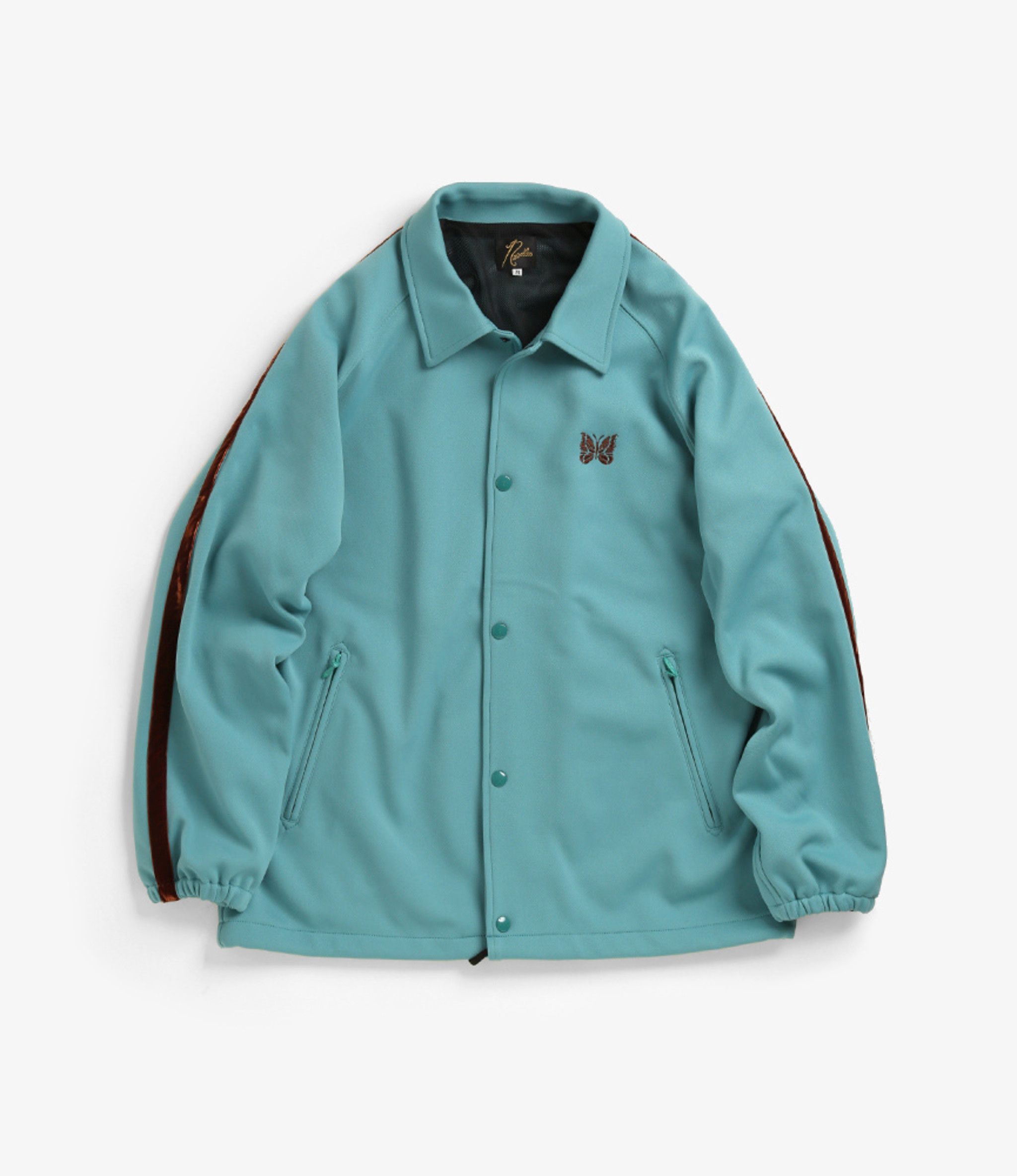 Needles ND - Side Line Coach Jacket - Poly Smooth