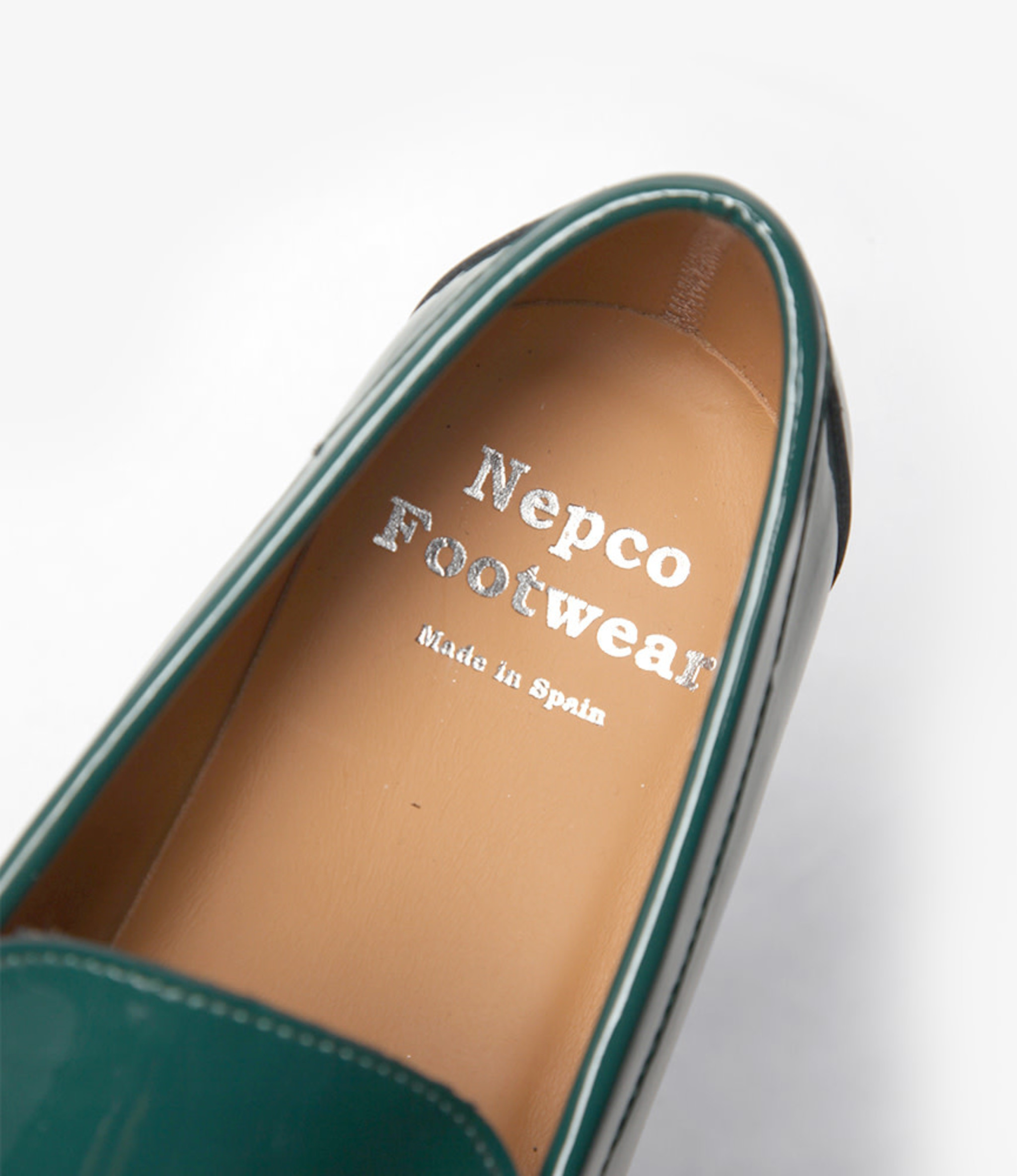Nepco Entercarne Bit Moccasin with Combo Sole
