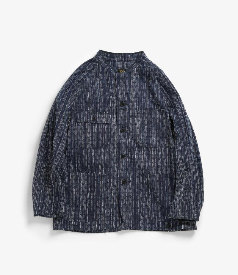 Needles Chore Coat - Ame-Kasuri