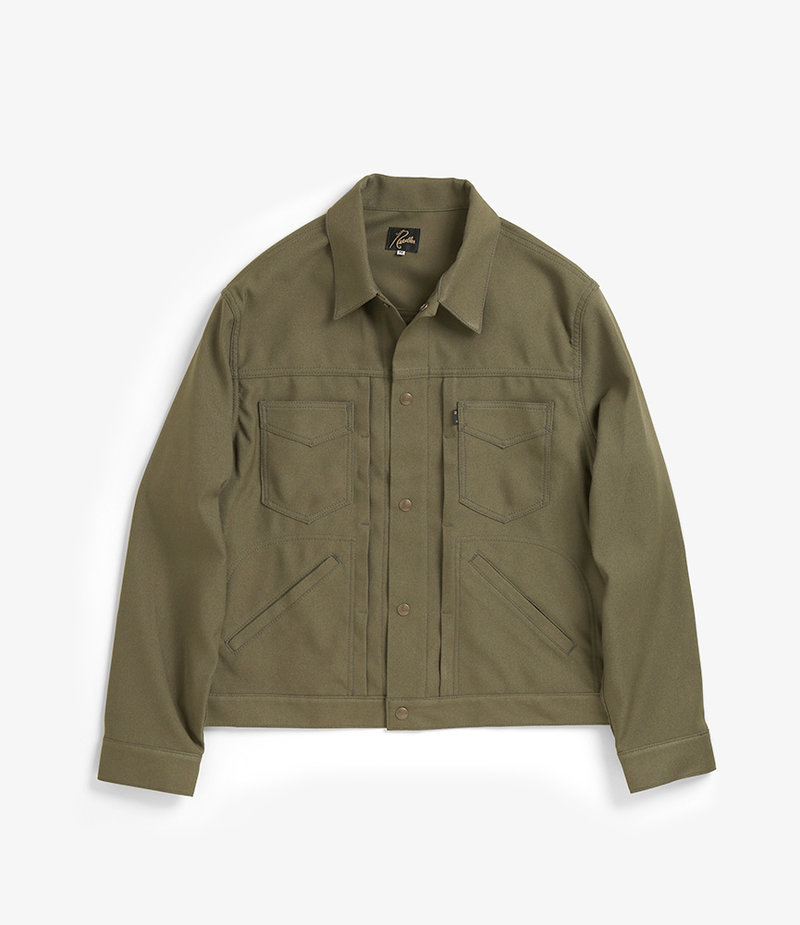 Needles ND - Penny Jean Jacket - Poly Twill