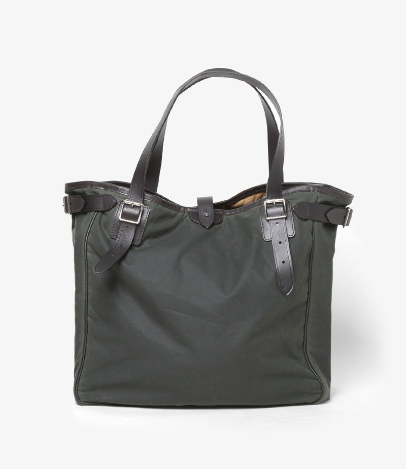 South2 West8 Wax Cotton Bag - Tote