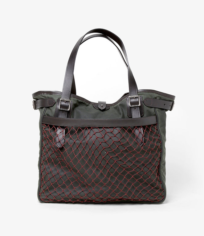 South2 West8 Wax Cotton Bag - see all colours