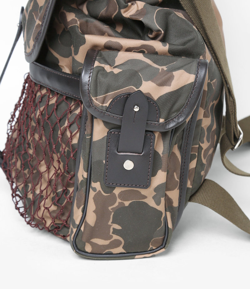 South2 West8 Wax Cotton Bag - Ruck Sack