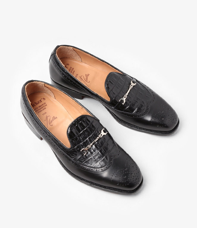 Two Tone Loafer