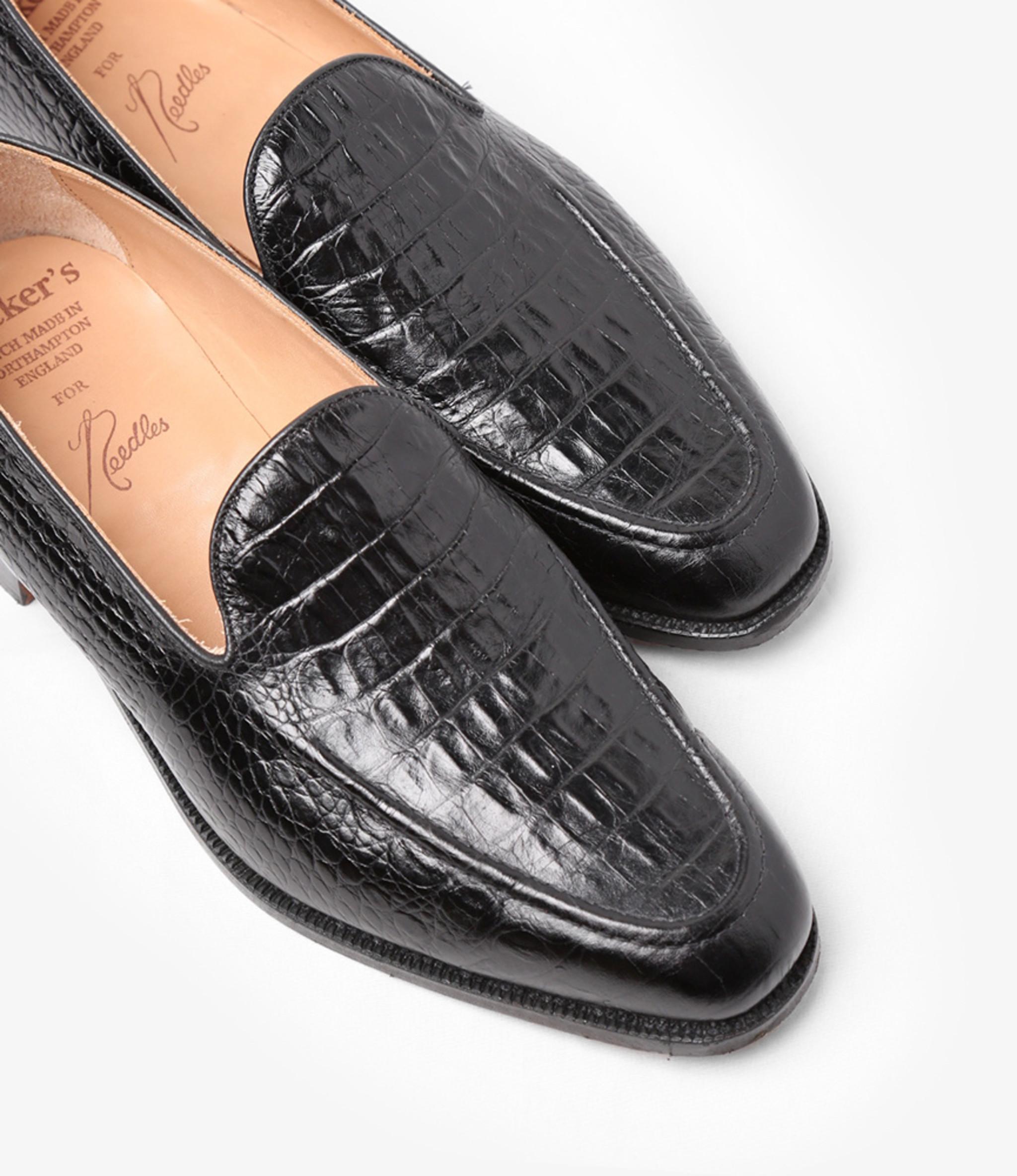 Moc Croc Loafer