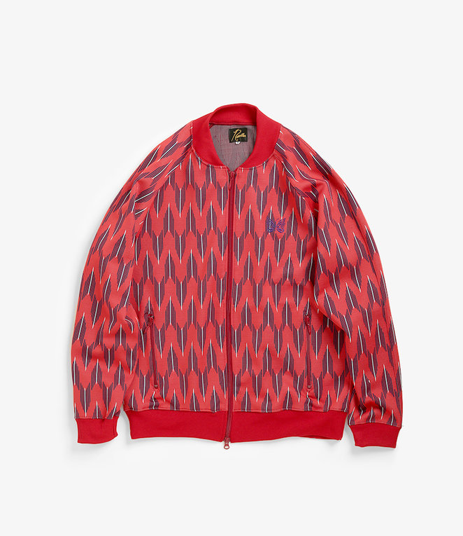 Needles Rib Collar Track Jacket - see all colours
